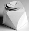 花形五邊盒