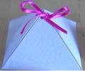 金字塔形盒