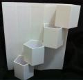 五邊形梯級盒
